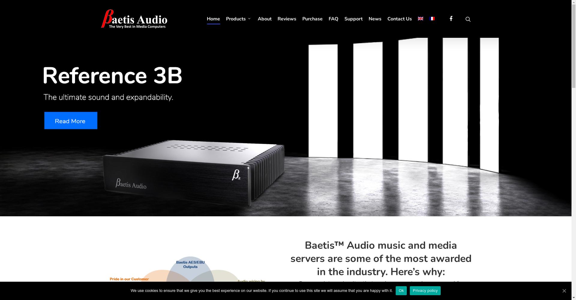 Baetis Audio